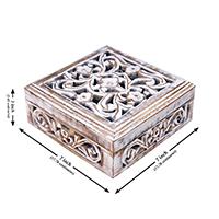Jewelry Keepsake Wooden Gift Box