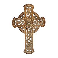 Celtic-Cross Wall Hanging