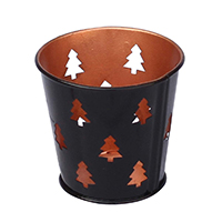 Christmas Tree ea-Light Candle Stand  Votive Candle Holder